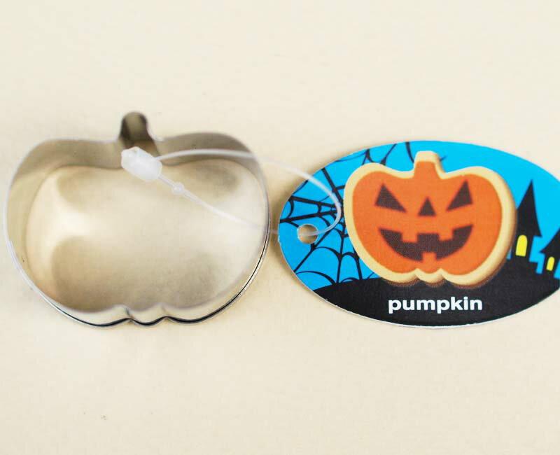 クッキー型 ハロウィン ミニ かぼちゃ│クッキー 抜き型 かわいい クッキー型抜き おしゃれ 抜型 クッキー道具 お菓子作り タイガークラウン CAKELAND ケーキランド 1373