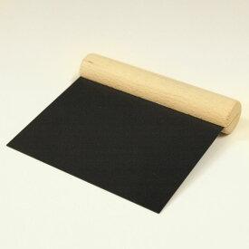 テフロン加工 スケッパー12cm D-050 霜鳥製作所 | スクレイパー ドレッジ カード 餅切り パン道具