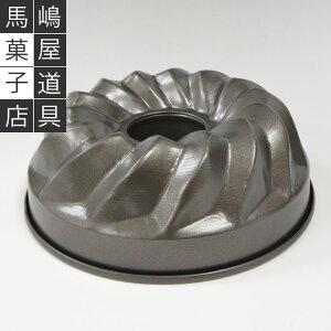 【majimayaオリジナル】【クグロフ型】剣菊直径約205mm【スーパーシリコン加工】クグロフ浅型