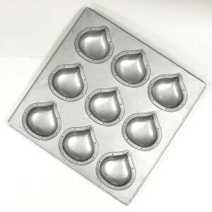 シリコン 加工 栗 マロンケーキ 型 天板 9個付 | 空焼き 不要 マロン型 マロン ケーキ マロンケーキ型 ケーキ型 お菓子 焼き型 菓子型 お菓子型 焼き菓子 菓子道具 お菓子作り 道具 松永製作所