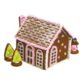立体 クッキー型セット ビクトリア ハウス セット アルスター 焼き型 クリスマス | 家 アルタイト 空焼き 必要 クッキー 型 おしゃれ かわいい 可愛い お菓子作り 菓子道具 道具 手作り お菓子 誕生日 タイガークラウン CAKELAND ケーキランド 2330