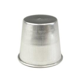 プリン型 アルミプリンカップ No.2 内寸52(40)×高51mm