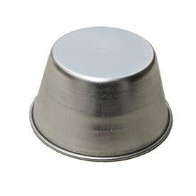 プリン型 アルミプリンカップ No.6 内寸75(50)×高40mm