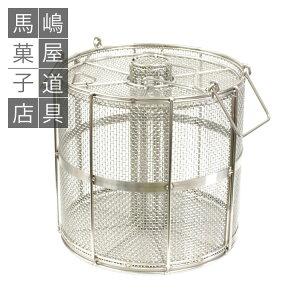 【お取り寄せ】馬嶋屋 別注 納豆カゴ 36センチ寸胴鍋用(約4升用)※2020年5月より価格改定致します。