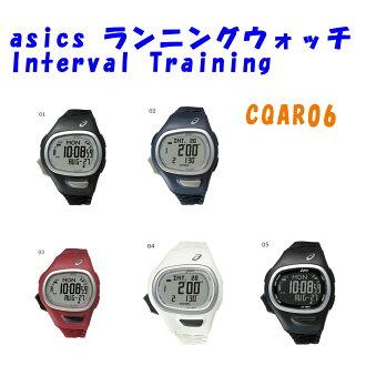 ! ASIC Asic) 表手表 AR06 间隔培训运行手表 CQAR0601 CQAR0602 CQAR0603 CQAR0604 CQAR0605 男子妇女