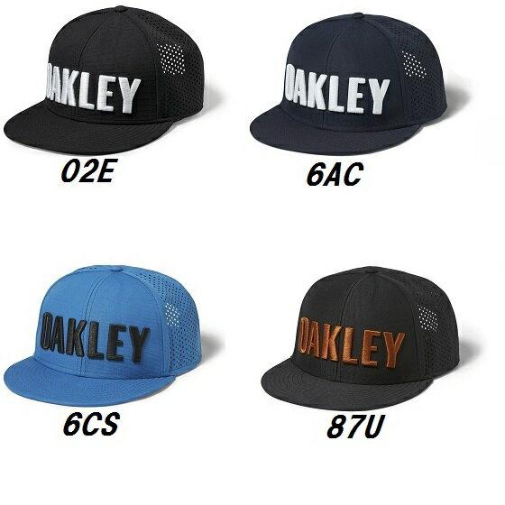 OAKLEY (オークリー) 帽子 アウトドアキャップ Oakley Perf Hatアパレルアクセサリー 911702