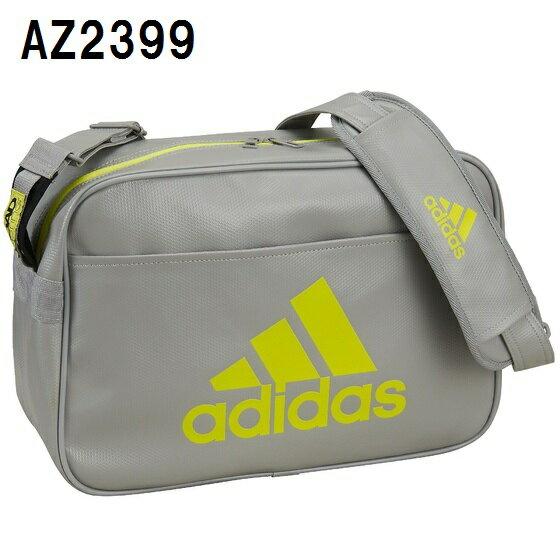 【最安値に挑戦】【スポーツバッグ】adidas(アディダス)エナメルバッグショルダーバッグ LIGHT エナメル Mサッカー BUT12