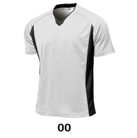 あす楽 最安値に挑戦 WUNDOUベーシックサッカーシャツ 140cm 00 ホワイトP1910J サッカーシャツ