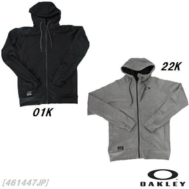 【オークリー】スポーツウェア カジュアルEnhance Technical Fleece Hoody Jacket WR461447JP アウター ジャケット パーカー