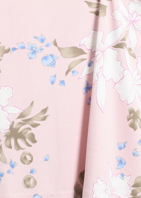 ☆リゾート人気2020☆かりゆしウェアかりゆしシャツ結婚式レディースシャツボタンダウン大きいサイズ沖縄版アロハシャツMAJUNマジュンmajunギフトプレゼント国産香りの花