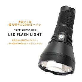 スルーナイト ThruNite TN42 最新 CREE XHP35 HI*1 LED 搭載 MAX 2000ルーメン MAX照射距離 1550m