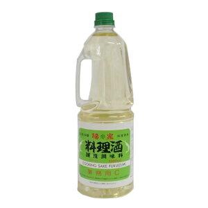 徳用!福泉) 料理酒  業務用C 1.8L