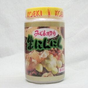 コーエキ) みじん切り 生にんにく 無塩 1kg