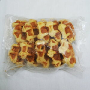 日本製粉) ベルギーワッフルS焼成品 18g*10個