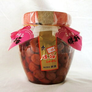 新進)うめぼし うす塩味 味梅 1kg