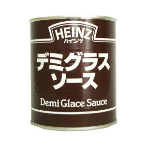 人気!ハインツ) デミグラスソース 2号缶 840g