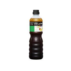 味の素)セミセパ ゆずしょうゆドレッシング 1L