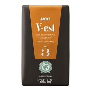 【業務用】UCC)ヴェスト V?est NO.3 (豆)500g