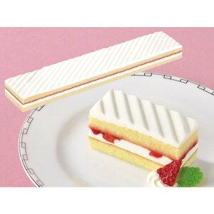 フレック)フリーカットケーキ いちごショートケーキ 375g