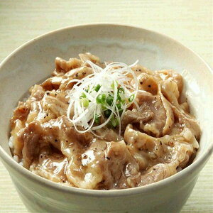 ヤヨイサンフーズ) どんぶり屋 塩だれカルビ丼の具 110g