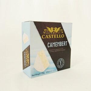 人気のチーズ!デンマーク産 カマンベールチーズ 125g