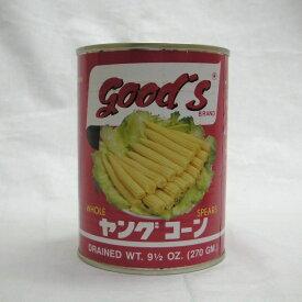 富士商会) ヤングコーン M 3号缶 540g