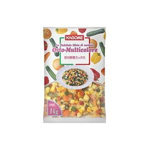 【冷凍野菜!】カゴメ)業務用 彩り野菜ミックス 1kg