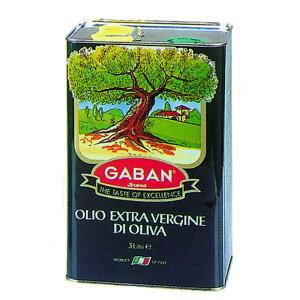 ギャバン)イタリア産 エキストラバージン オリーブオイル 3L