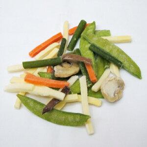 冷凍野菜 6種類の野菜入り!ノースイ) 中華ベジタブル 中華ミックス 1kg