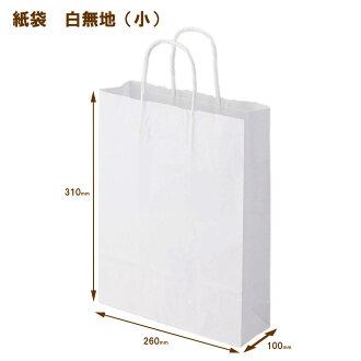 普通白纸袋 (小) 10P08Feb15