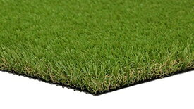 FIFA認定工場製造最高級人工芝 防炎合格品(C型芝・復元性良好)1X10 m 丈高3cm ロール状
