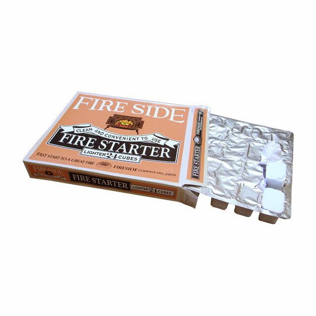ドラゴン着火剤 24個入 薪ストーブユーザーの定番着火剤 安全な固形燃料 強力な炎が10分程度持続します 未開封なら長期保管も可