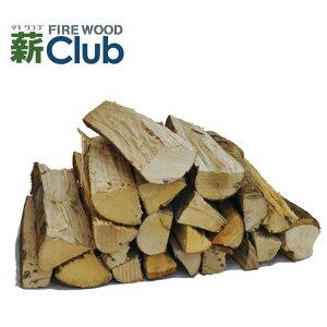 カシ乾燥薪36cm大中割 箱入 穏やかに燃える、火持ち抜群の薪 薪ストーブ 暖炉 焚火 樫 広葉樹 希少 12ヶ月以上乾燥