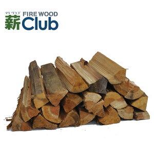 スギ乾燥薪36cm大中割 箱入 スギの薪は燃え上がりが早く、焚付から幅広く対応できます。焚火初心者におすすめ キャンプ アウトドア かまど 焚火台 薪ストーブ用に
