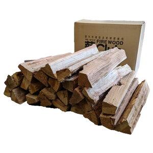 スギ乾燥薪36cm細割 Sボックス 約7kg 使いやすい薪 2箱まで1梱包でお届け デイキャンプ 薪ストーブ・暖炉・焚火台・キャンプファイヤー・飯ごう炊さんに まき たきぎ