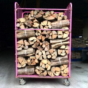広葉樹ミックスの薪36cm大中割60束(北関東A)(360kg) 路線便輸送 委託生産者から出荷 代引不可 日祝の配達不可 時間帯指定できません 蒔 まき たきぎ