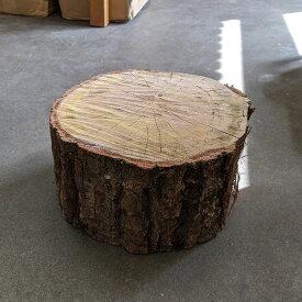 薪割り台 ナラ Φ30cm×高さ約12−15cm 切り株 薪割りの必需品 高さを抑えめにして焚付作りにも活用できます 丸太の輪切りですので他用途にも応用できます