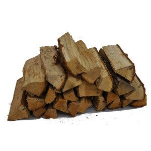 能登産ナラ乾燥薪36cm大中割 25kg 箱入(北陸A) 能登産 薪ストーブ、暖炉用 アウトドア用にも