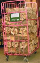 ナラの薪36cm大中割60束(北関東A)(540kg) 路線便輸送 委託生産者から出荷 代引不可 日祝の配達不可 時間帯指定できません 蒔 まき たきぎ