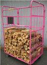 ナラ乾燥薪36cm大中割43束(300kg)【ご予約可能】薪ストーブ、暖炉用の定番 規定乾燥期間6カ月以上 代引不可 日祝の…