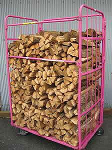 ナラ乾燥薪36cm大中割75束(525kg)【ご予約可能】薪ストーブ、暖炉用の定番 規定乾燥期間6カ月以上 代引不可 日祝の配達不可 時間帯指定できません 薪ストーブ用の薪 蒔 たきぎ