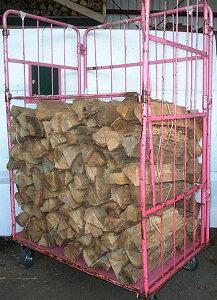 ナラ乾燥薪45cm特大割30束(330kg)【ご予約可能】太い薪のみを麻紐で結束 火持ち抜群です 規定乾燥期間10カ月以上 代引不可 日祝の配達不可 時間帯指定できません 薪ストーブ用の薪 蒔 たき