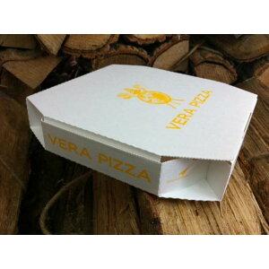 薪クラブオジリナル ピザボックス 10枚 ピザパーティのお楽しみを持ち帰っていただくためのボックスです。