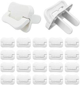 【40個セット】コンセントカバー 2P×20個+3P×20個 赤ちゃん スイッチ用 ベビーガード 2連 ベビー コンセントプレート おしゃれ コンセントキャップ セーフティーカバー 感電防止 子供 感電防止 ストッパー イタズラやほこり防止