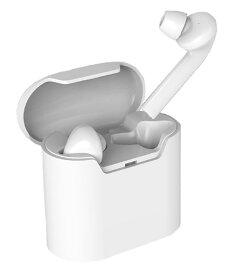 送料税込み!ワイヤレスイヤホンBluetoothTrue HDステレオ防水ヘッドフォン スポーツ充電ボックスheadset Air7E_White