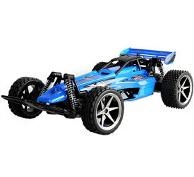 送料税込み!高速ラジコン バギー レーシングHOTSHOT自動車/車 HQ543C-Blue オフロードカー