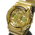 【CASIO/カシオ】 G-SHOCK/ジーショック クレイジーゴールド GA-200GD 腕時計 樹脂系/ステンレススチール クオーツ ゴールド メンズ【中古】【真子質店】【Tx】