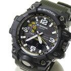 【CASIO/カシオ】 G-SHOCK/ジーショック マッドマスター GWG-1000-1A3JF 腕時計 ステンレススチール/樹脂系 ソーラー電波 ブラック文字盤/カーキ メンズ【中古】【真子質店】【TMix】