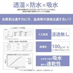 【Protect-A-Bedプロテクト・ア・ベッド】アレルジップピロープロテクタークラシック枕カバー43x63cm