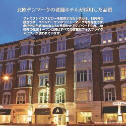 fossflakes(フォスフレイクス)スぺリオール60x63cmミディアムサイズ北欧デンマーク製ピロー抜群の寝心地デンマーク老舗ホテル採用